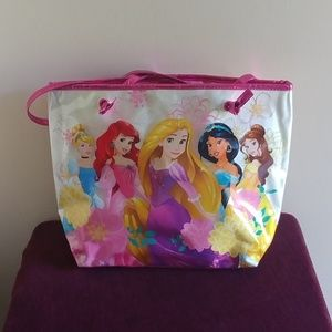 Official Disney Store Princess tote bag